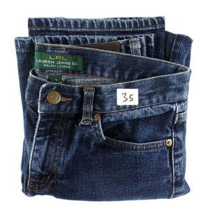 Lauren Ralph Lauren Classic Straight Women's Jeans